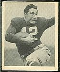 Marshall Goldberg 1948 Bowman football card