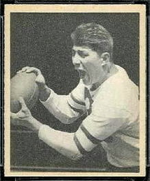 Pete Pihos 1948 Bowman rookie football card