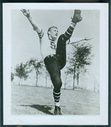 George McAfee 1948 Kelloggs Pep football card