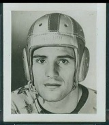 Charley Trippi 1948 Kellogg's Pep error football card