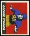 George Connor - 1948 Leaf football card #37