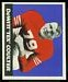 Tex Coulter - 1948 Leaf football card #42