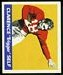 Clarence Self - 1948 Leaf football card #78