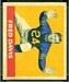 Fred Davis - 1949 Leaf football card #118