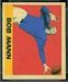 Bob Mann - 1949 Leaf football card #17
