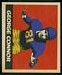 George Connor - 1949 Leaf football card #40