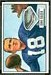 John Rauch - 1951 Bowman football card #44