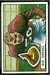 Jack Jennings - 1951 Bowman football card #98