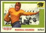 Marshall Goldberg 1955 Topps All-American football card