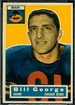 1956 Topps Bill George