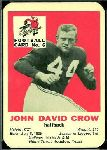 1960 Mayrose Cardinals John David Crow