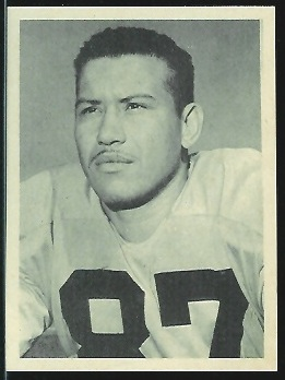Lionel Taylor 1961 Fleer Wallet Pictures football card