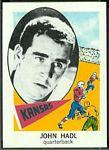 1961 Nu-Card John Hadl