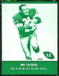 1961 Packers Lake to Lake Jim Taylor