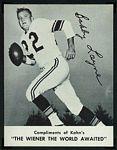 1962 Kahns Bobby Layne