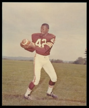 Paul Warfield 1964 Kahn's Wieners pre-rookie football card