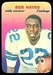 1970 Topps Super Glossy Bob Hayes