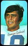 1970 Topps Super Roman Gabriel
