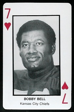 Bobby Bell Littelfuse playing card