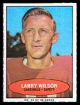 1971 Bazooka Larry Wilson
