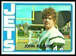 1972 Topps John Riggins