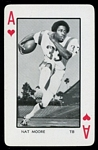 1973 Florida Playing Cards Nat Moore