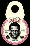1976 Coke Bears Discs Walter Payton