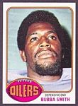 1976 Bubba Smith football card
