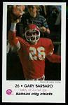1979 Chiefs Police Gary Barbaro