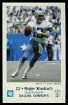 1979 Cowboys Police Roger Staubach