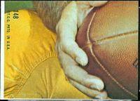 back of 1968 Topps Andre White football card