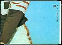 back of 1968 Topps Frank Emanuel football card