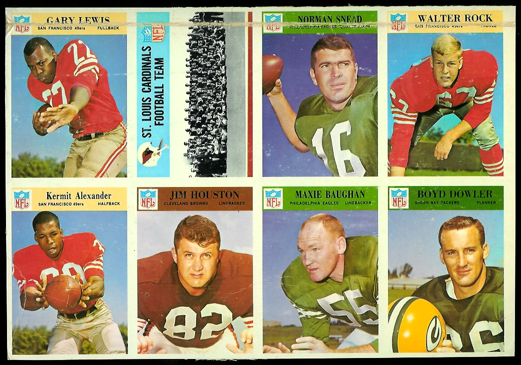 Vintage Football Card Gallery 59