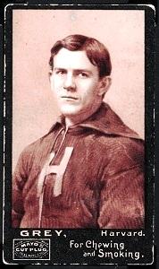 George Gray 1894 Mayo Cut Plug football card