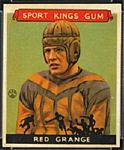 1933 Sport Kings Red Grange