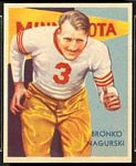 1935 National Chicle Bronko Nagurski