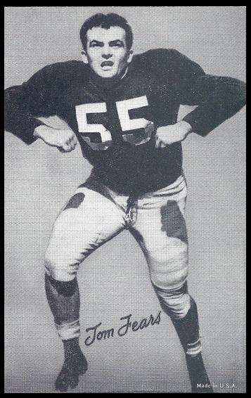 tom fears - 1948-52 exhibit  16