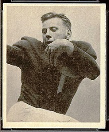 Elmer Angsman 1948 Bowman football card