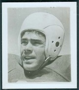 Norm Standlee 1948 Kelloggs Pep football card