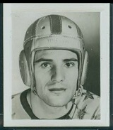 Charley Trippi - 1948 Kelloggs Pep football card #4cor