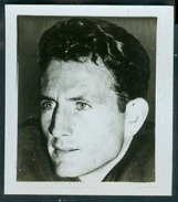 Bob Waterfield 1948 Kelloggs Pep football card