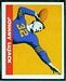 John Lujack - 1948 Leaf football card #13