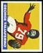 George Taliaferro - 1948 Leaf football card #20