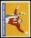 Tom McWilliams - 1948 Leaf football card #31