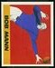 Bob Mann - 1948 Leaf football card #44
