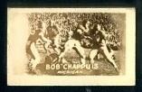 Bob Chappuis 1948 Topps Magic Photos football card