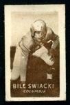 Bill Swiacki 1948 Topps Magic Photos football card