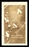 Yale vs. Columbia 1948 Topps Magic Photos football card