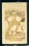 Chuck Bednarik 1948 Topps Magic Photos football card