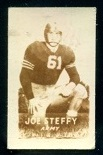 Joe Steffy 1948 Topps Magic Photos football card
